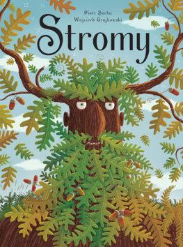 Stromy detská encyklopédia