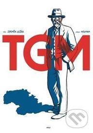 TGM komiks kniha