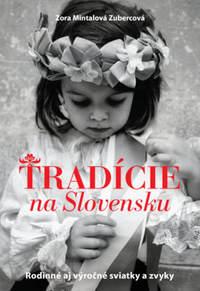 tradície na Slovensku kniha
