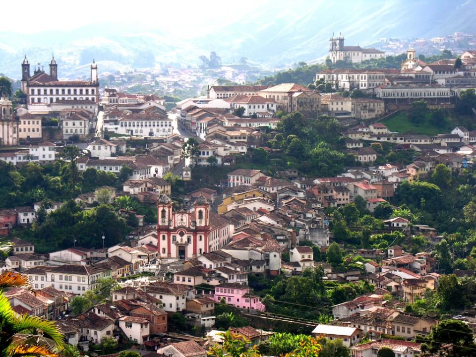Ouro Preto–brazílska Štiavnica
