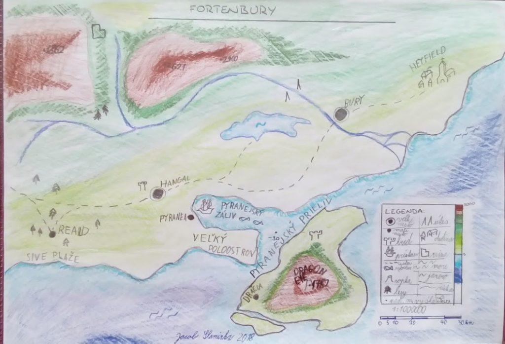 tvorivá geografia