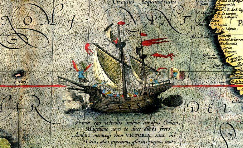 Vasco Da Gama loď