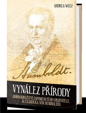 Humboldt vynález prírody kniha