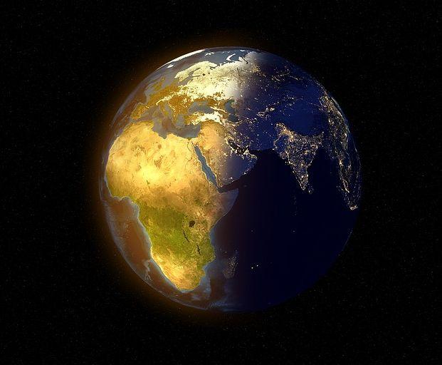 Pohyby Zeme (prezentácia)