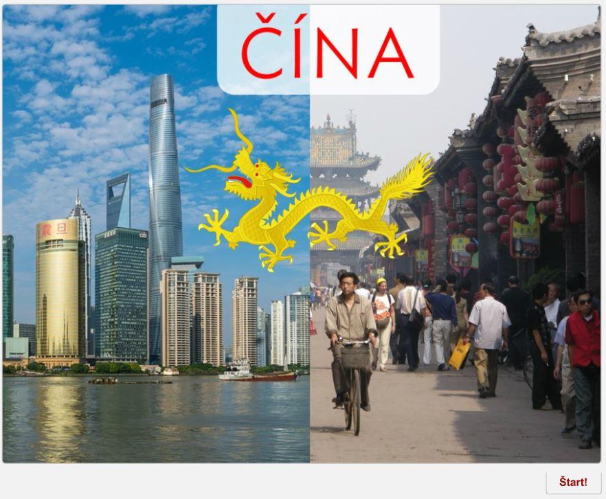 Čína (kvíz)