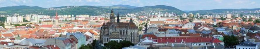 Mestá Slovenska (slepá mapa)