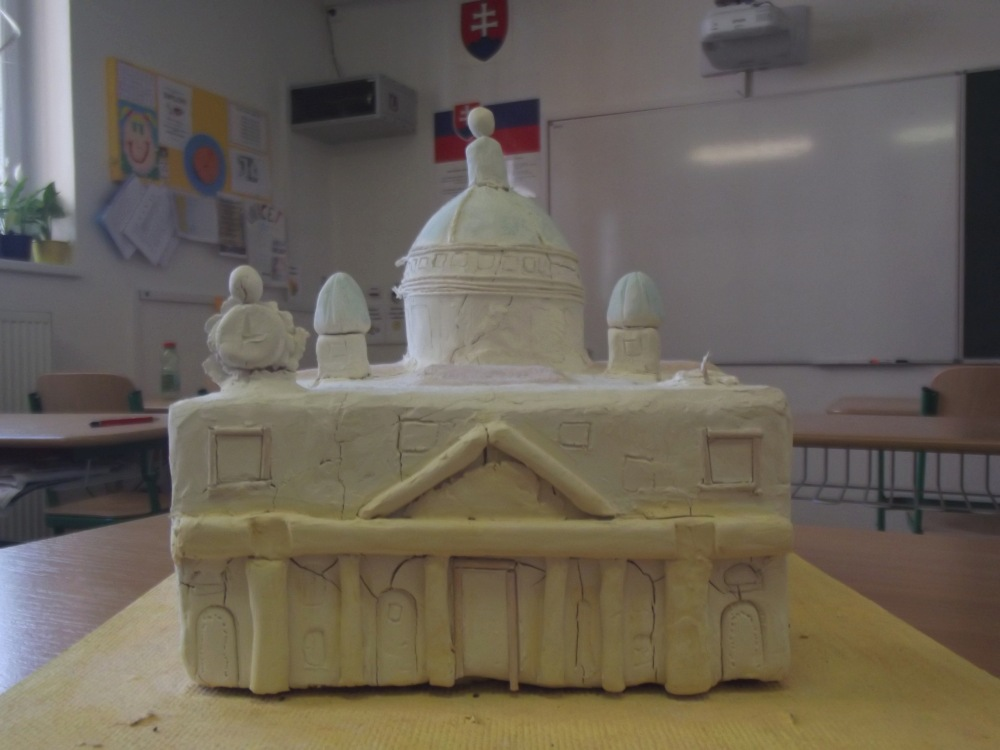3D model pamiatok