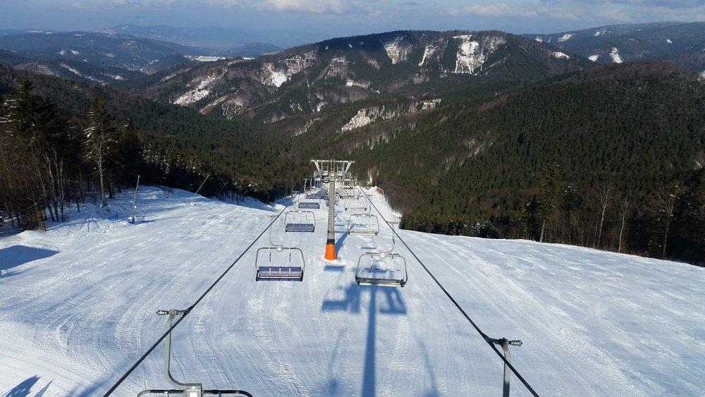 cestovný ruch lyžiarske stredisko