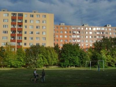 panelák alebo dom