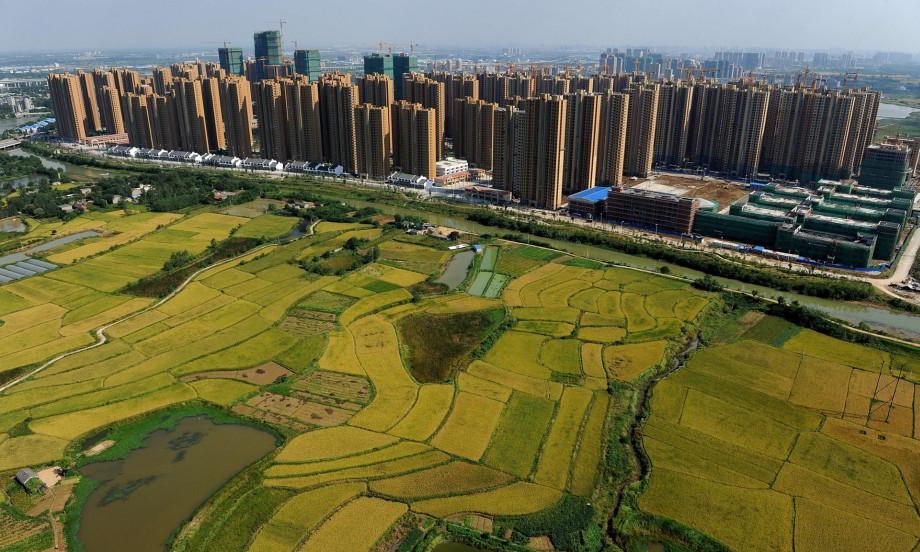 rozvoj Číny