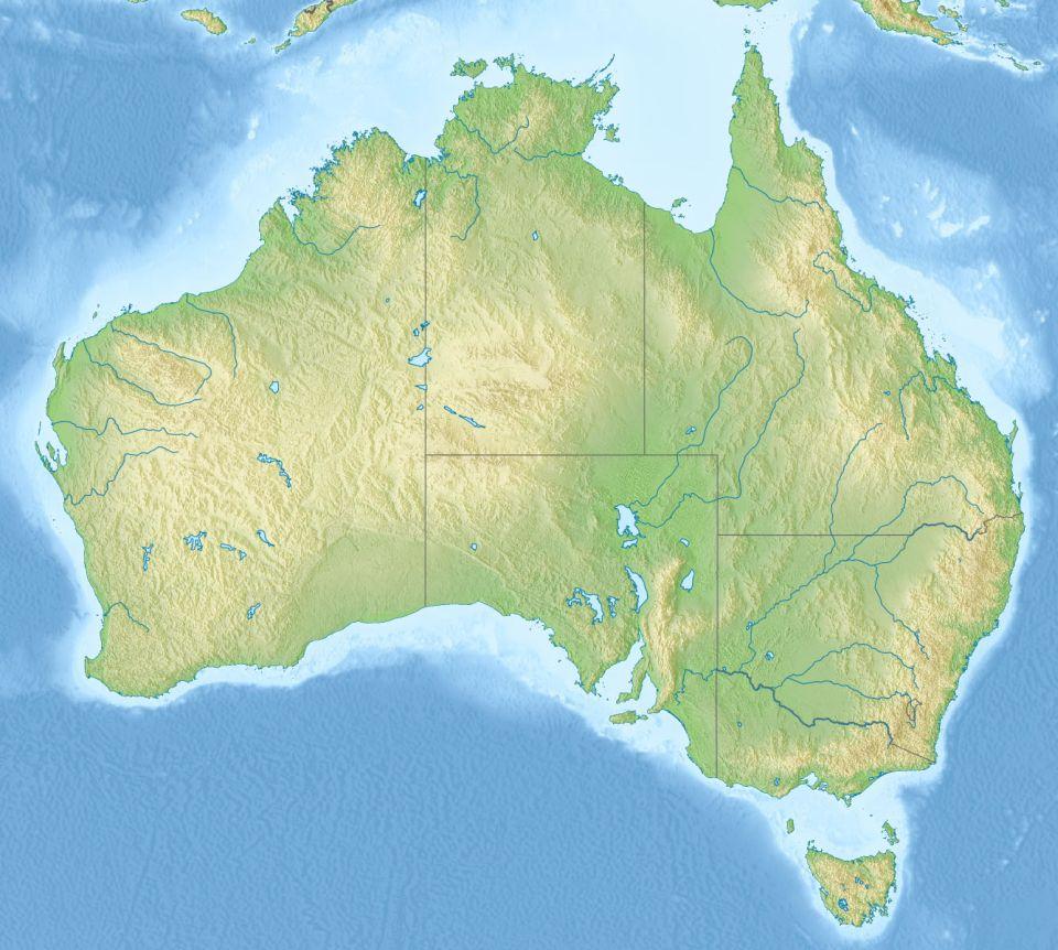 Prírodné pomery Austrálie aOceánie (prezentácia)