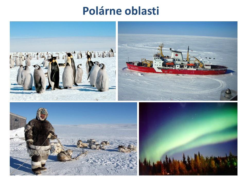 polárne oblasti