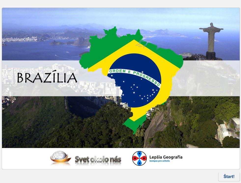 Brazília (kvíz)