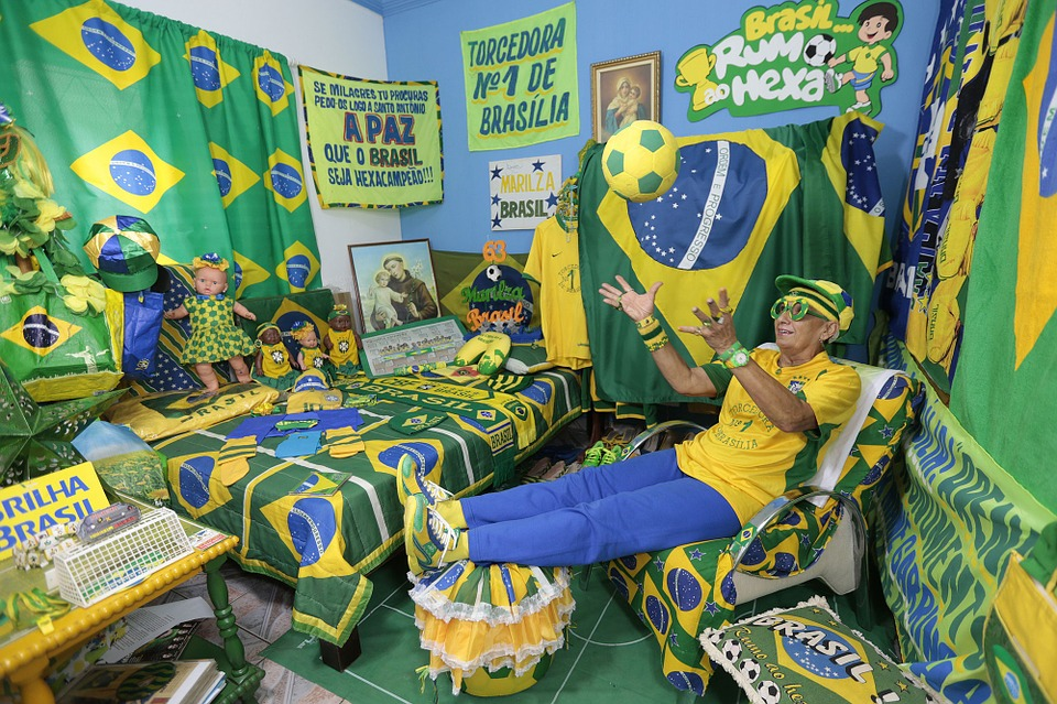 Brazília (prezentácia)