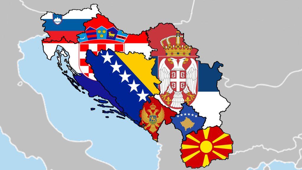 bývalá Juhoslávia