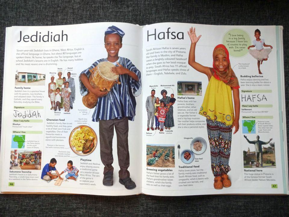 Knihy, ktoré deťom priblížia ich rovesníkov vosvete