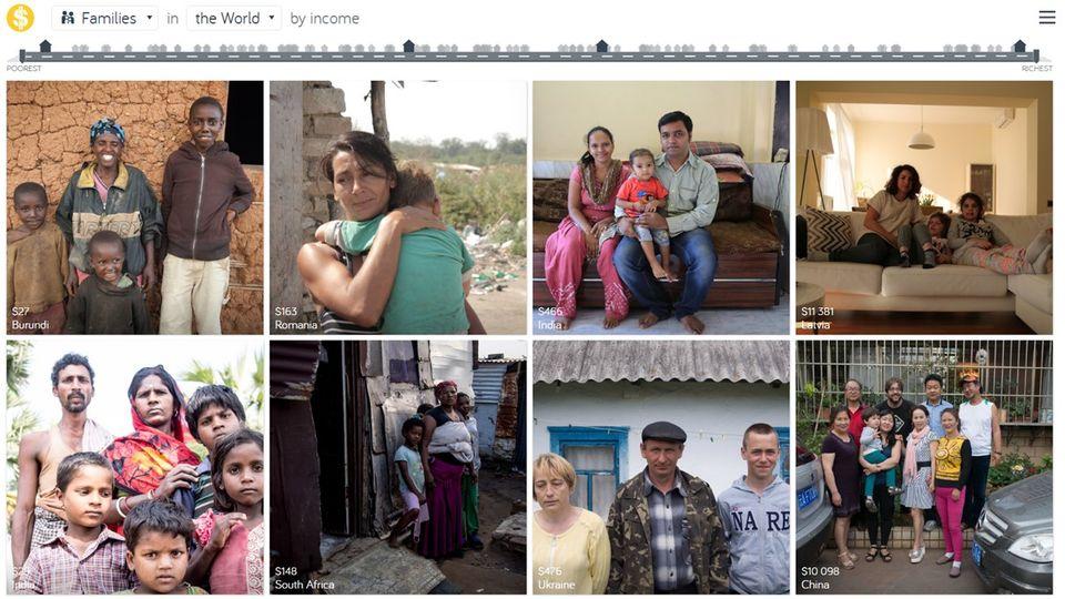 Ľudia sveta fotografie