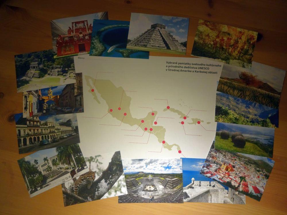 Montessori geografia