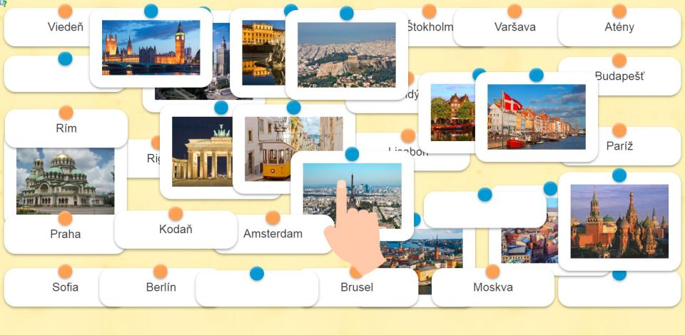 Spoznáš hlavné mestá európskych štátov nafotografiách?