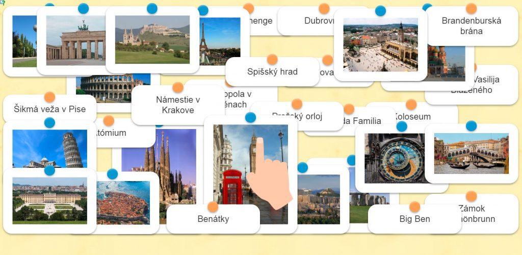Ako poznáš historické akultúrne pamiatky Európy? (kvíz)