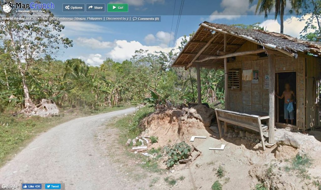 Hry sGoogle Street View