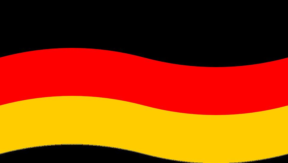 Nemecko štátna vlajka