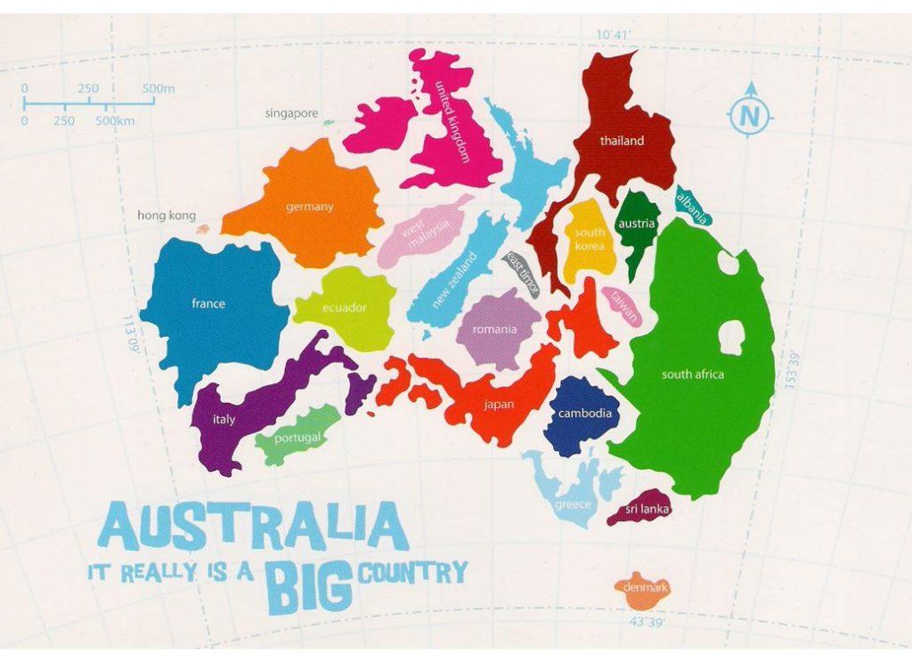 Humánna geografia Austrálie aOceánie (prezentácia)