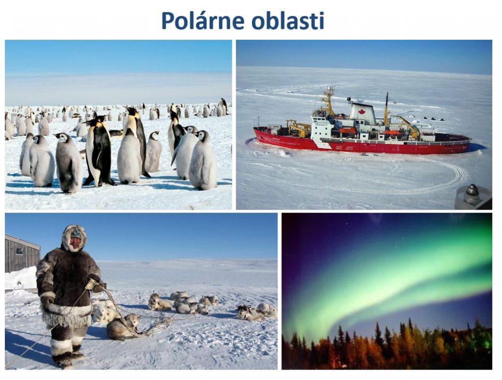 Polárne oblasti (prezentácia)