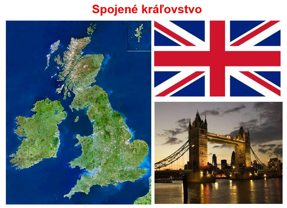 Spojené kráľovstvo aÍrsko (prezentácia)