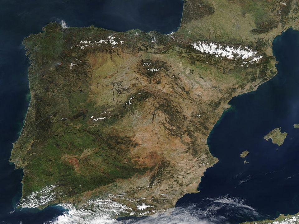 Španielsko aPortugalsko (prezentácia)