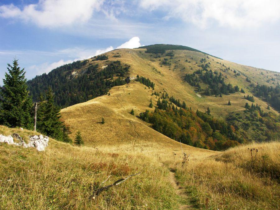 vrch Rakytov Veľká Fatra