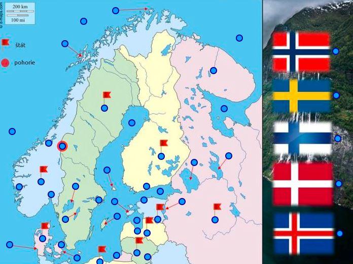 Severná Európa (mapová hra)