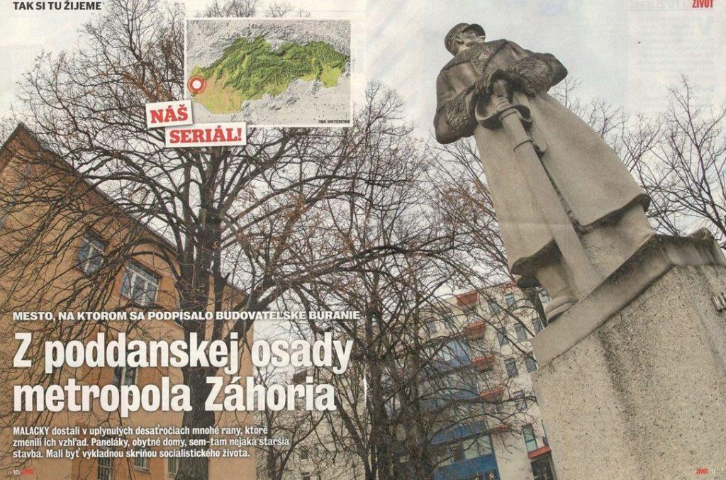 časopisy geografia