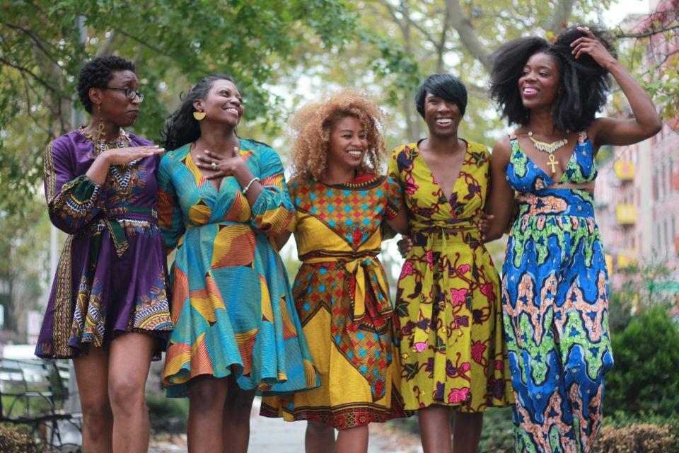 Afrika súčasná móda