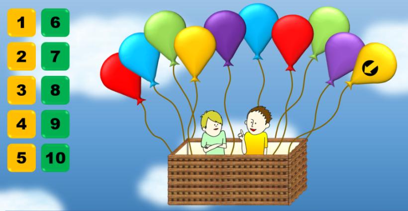 balónová hra