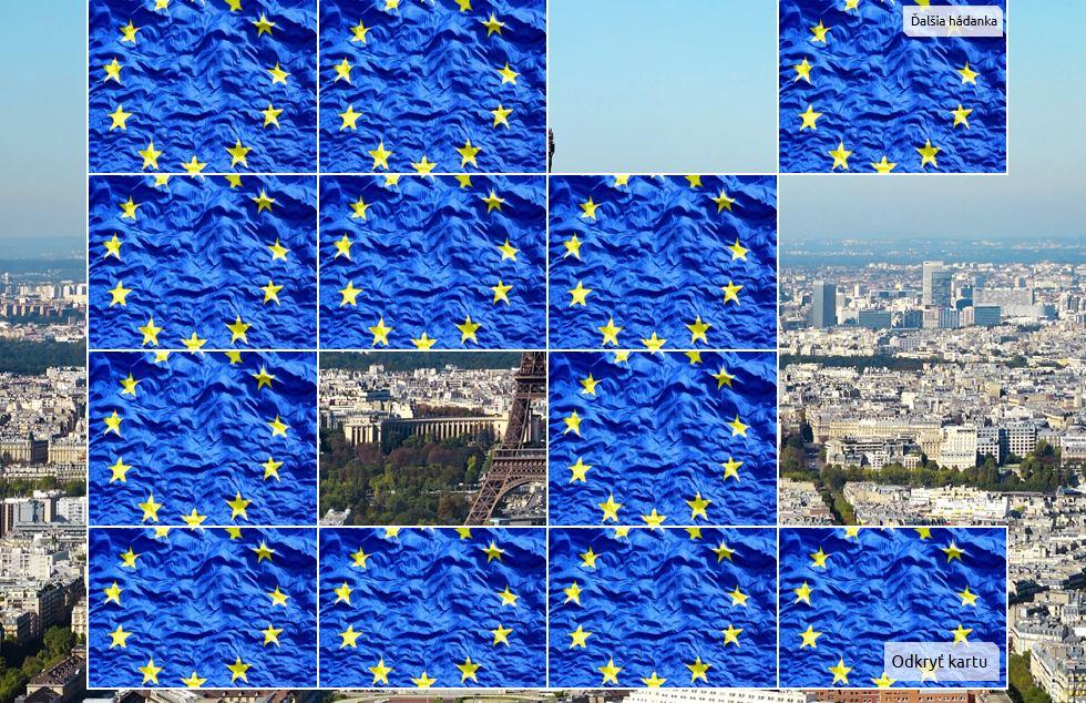 Fotoschovka. Odhaľ európske mestá skryté vobrázkoch