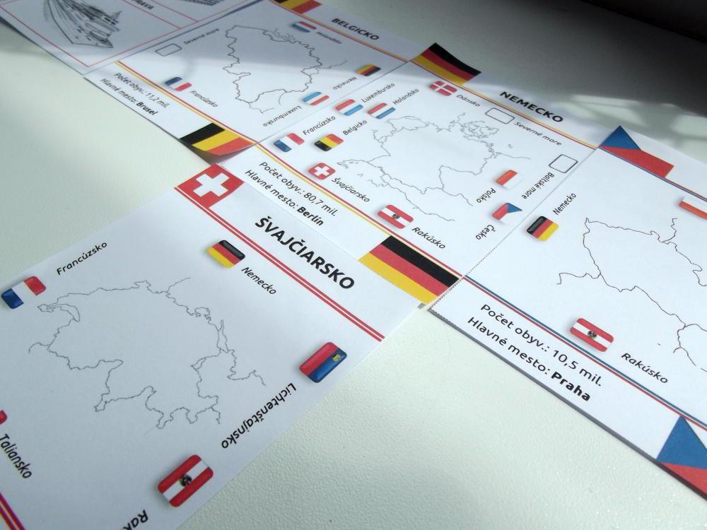Mapové domino Európy (hra)