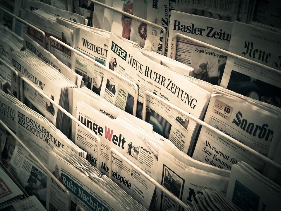 noviny v škole