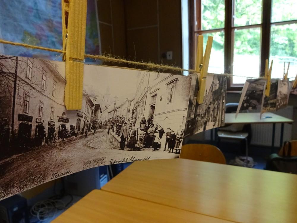 história Banská Štiavnica
