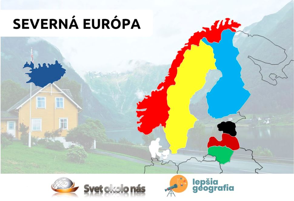 Severná Európa (kvíz)