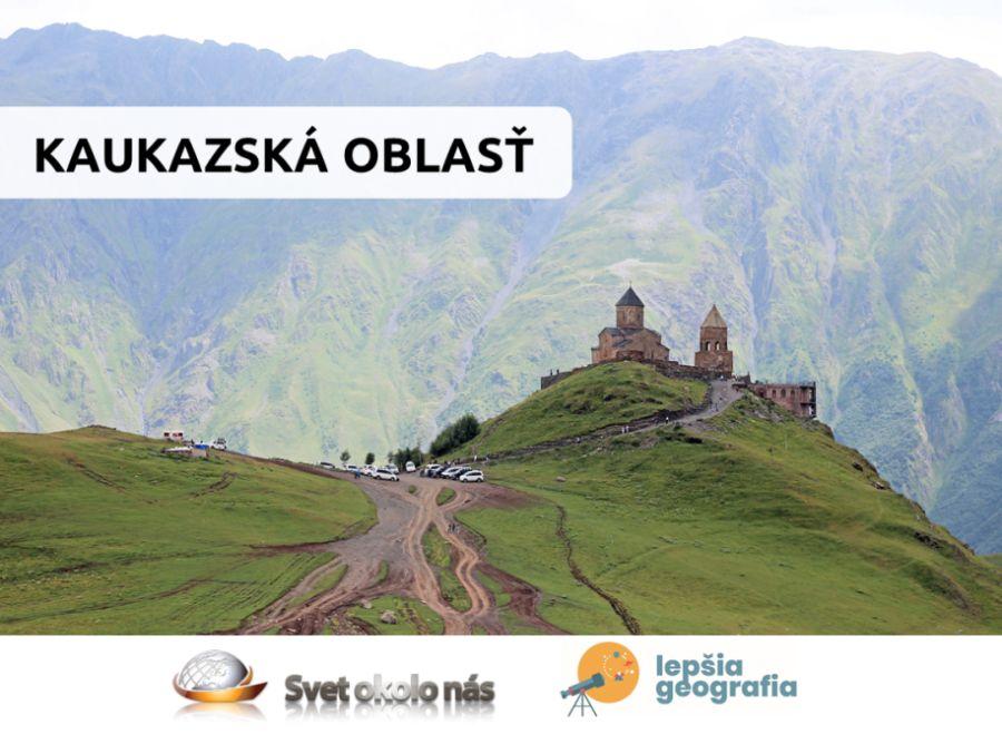 Kaukazská oblasť (kvíz)