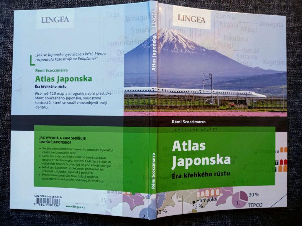 Atlas Japonska vám odpovie ajnaotázky, ktoré ste si nekládli. Napriek tomu vás bude baviť